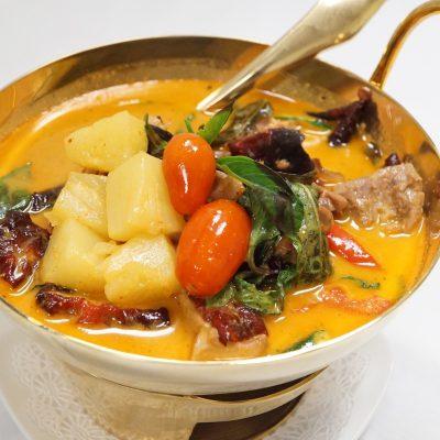 Thai Food Arlington Duck Curry
